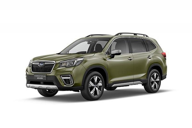 Subaru Forester Hybrid 無預警現身!台灣銷售規格呼之欲出