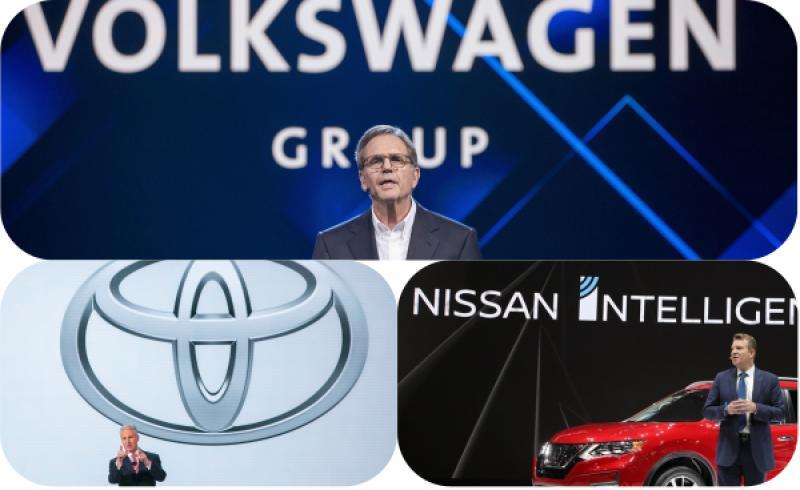 去年皆破千萬輛銷售,全球前 3 大汽車集團今年 Q1 表現如何?