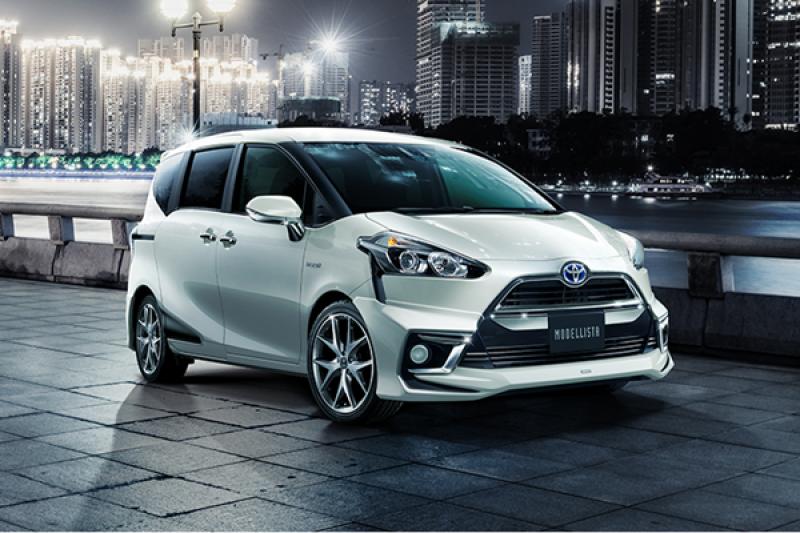 日規 Toyota Sienta 小改款將於 7 月登場,油耗表現超亮眼!
