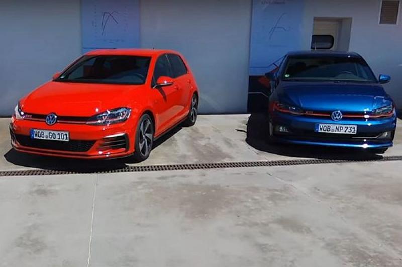 福斯 Polo GTI、Golf GTI 約跑較量,結果竟出乎意料!(內有影片)