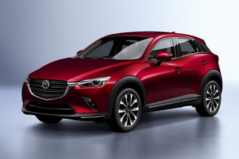 台灣才剛推小改款,日媒已透露 Mazda CX-3 大改款資訊!