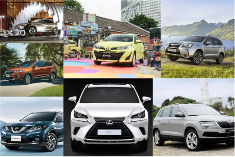 國產改款小車成績大躍進!4 月汽車銷售排行揭曉