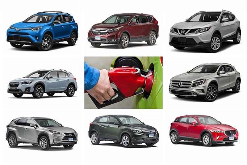 《消費者報告》最新都會休旅油耗排名,前 10 僅 1 款德系品牌入列!