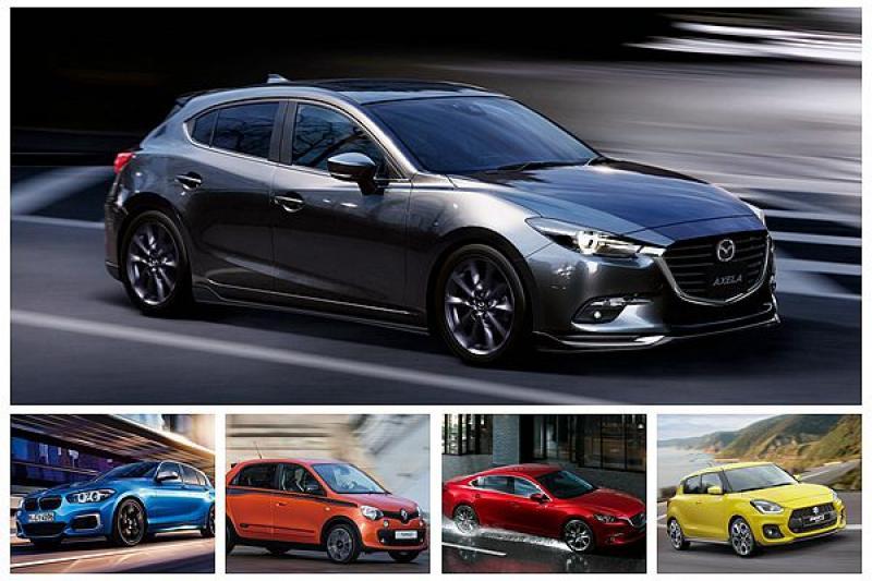 追求操控並不難!日媒選出非運動車型,但富有駕駛樂趣的 5 款車