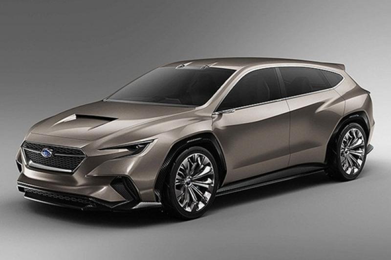 Subaru Levorg 大改款時程出爐,豐富動力配置成焦點!