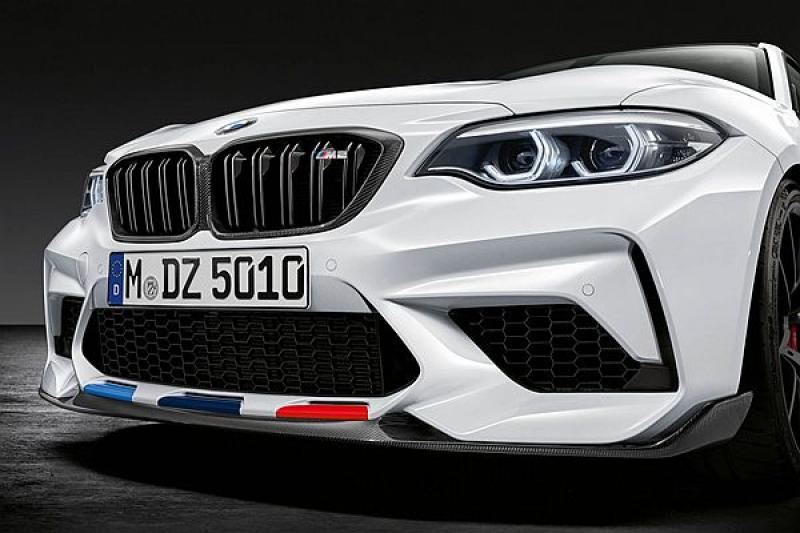BMW M2 Competition 新套件重點不是帥!是驚人的輕量化表現