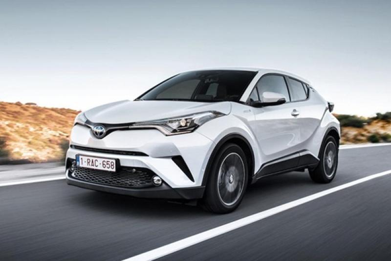 Toyota 要為 C-HR 推出性能版本,最大馬力有望突破 200 匹!