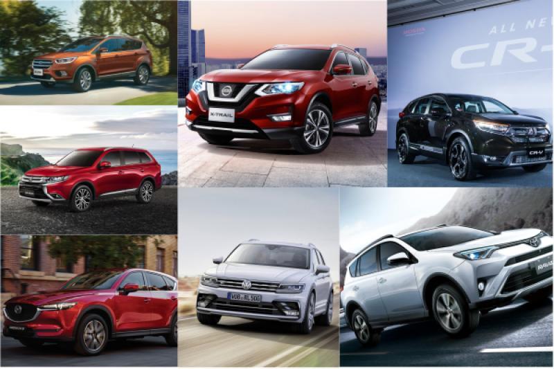 Nissan X-trail 小改強打安全配備!同級 SUV 對手競爭力一次看