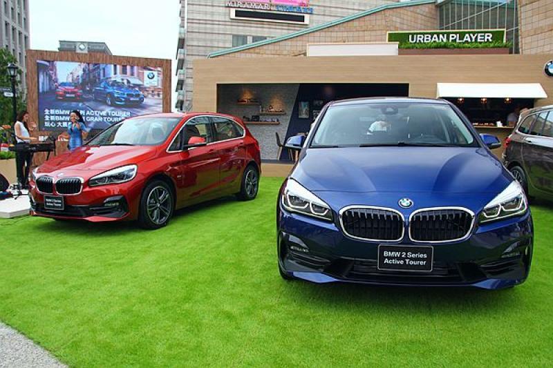 BMW 最熱賣的前驅車!小改 2 系列 Active Tourer / Gran Tourer 在台發表