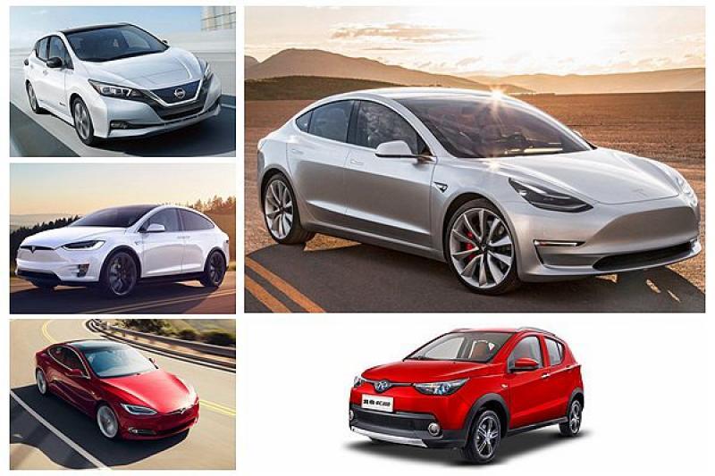 平價定位失利?全球首季電動車銷售 Model 3 大輸 Leaf!