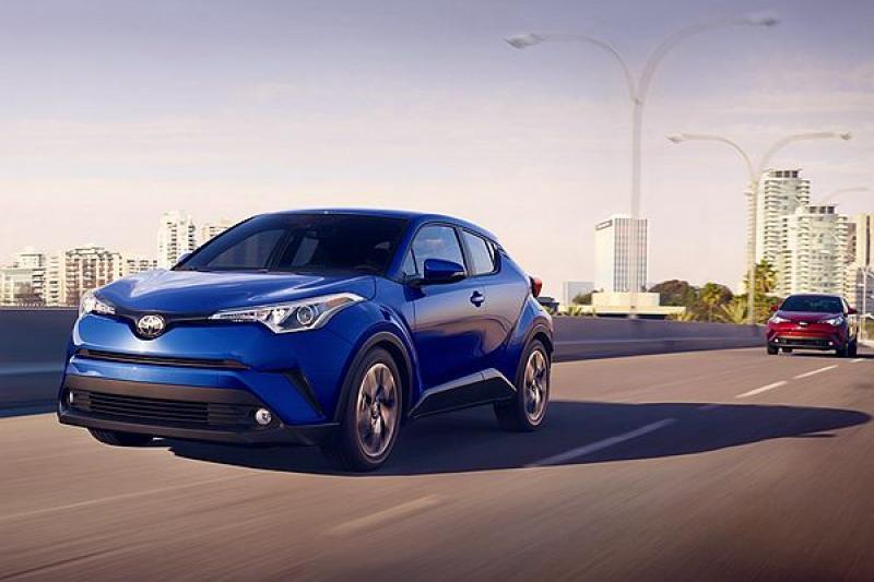 挽救美國市場銷量!Toyota C-HR 新增更便宜的入門車型