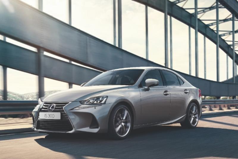 Lexus 推出 IS 300 領航勁化版,限量價 169 萬起!