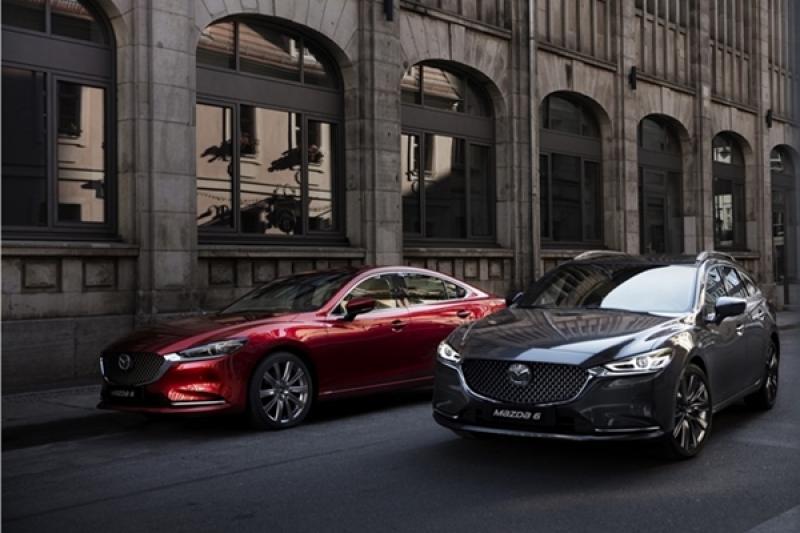 Mazda6 小改全台巡迴預賞會本週五展開,Mazda6 Wagon 汽油款同步現身!