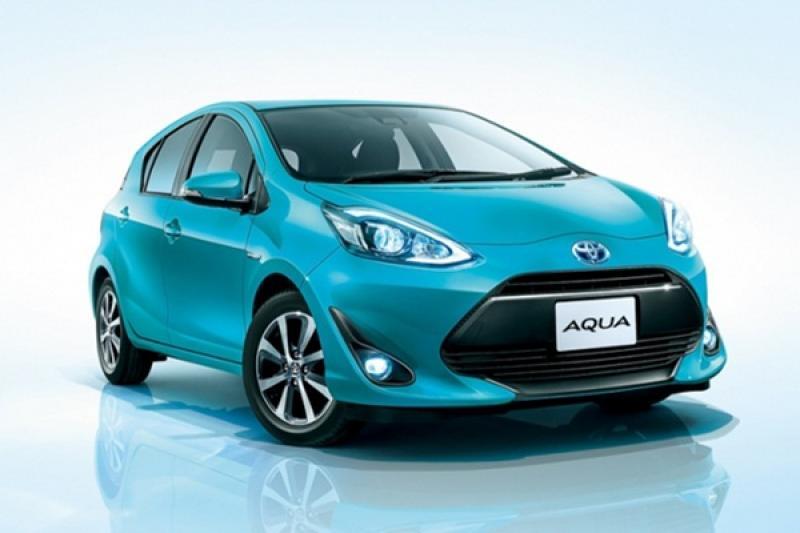 日媒曝 Toyota 油電小車大改款訊息,Prius C 將換全新底盤!