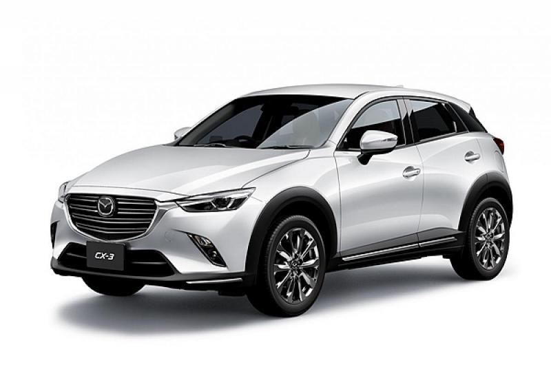 追加頂級車型!日規小改 Mazda CX-3 車艙質感大幅提升