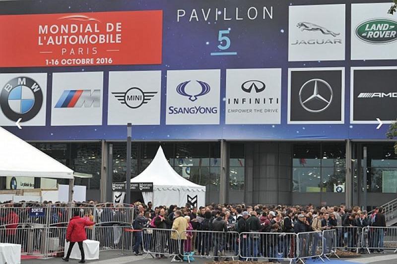巴黎車展失寵!又一知名歐系車廠不參與今年展出