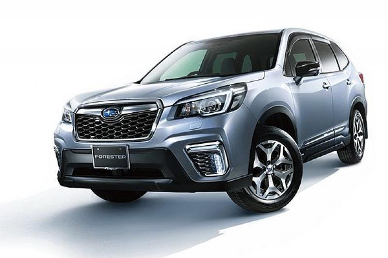 台灣售價勢必突破百萬?日規 Subaru Forester 預售價意外曝光