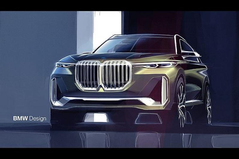 BMW X 休旅有望再添新成員!未來 X7 將變成次要旗艦