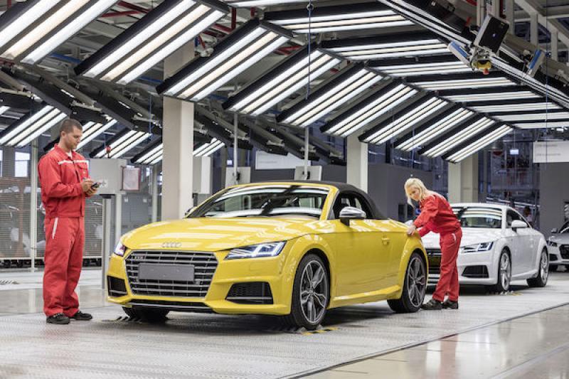 超越義法兩國,躍居台灣進口車國家第五名,哪些車也是在匈牙利生產製造?