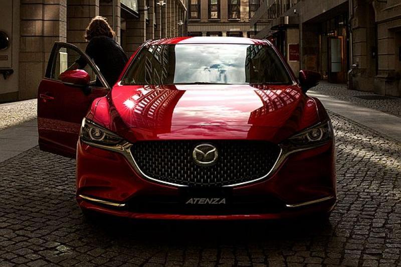 日規 Mazda6 最晚發表!卻獲得馬力最大的渦輪柴油引擎