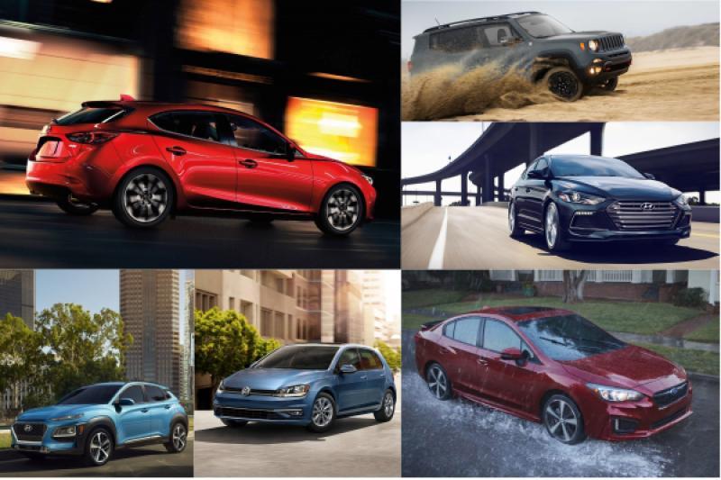 美汽車網站評選 10 款最酷平價車,第一名連續 15 年都入圍!