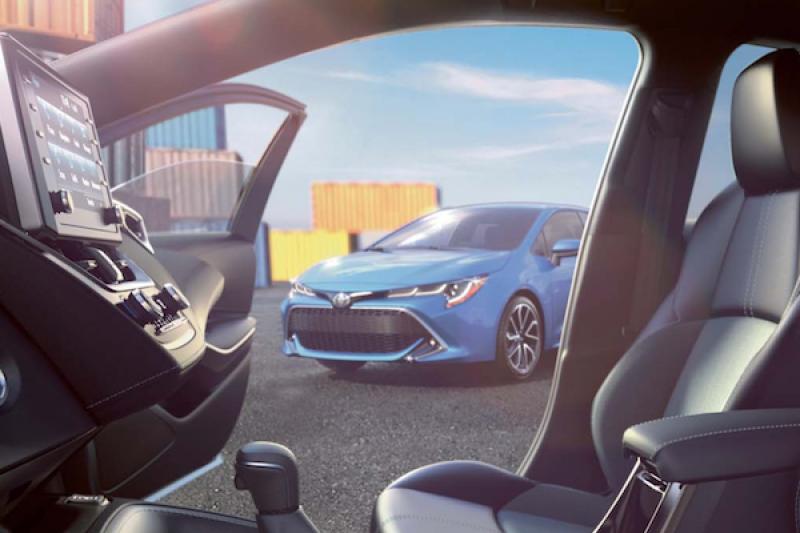 Toyota Auris 美國版本售價公布!手排價格讓人好羨慕(內有影音)