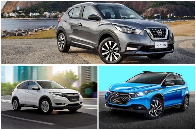 下半年台灣上市的 Nissan Kicks,將與 HR-V 和 U5 硬碰硬!