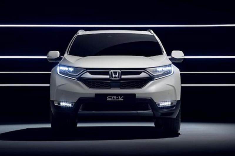 比其他市場晚 1 年多才發表,日規全新 CR-V 卻有最豐富配備!