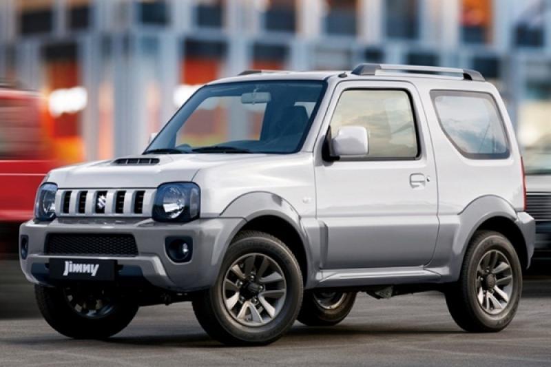 Suzuki 經典車款 Jimny 即將大改款,台灣市場確定會導入!