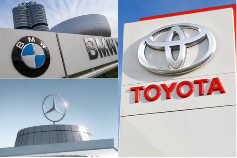 2018 全球汽車品牌價值公布,連續 6 年冠軍都是同一車廠!