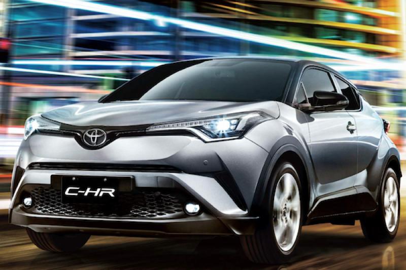 配備升級還降價!5/31 將推出的 Toyota C-HR 新年式車型多哪些配備?