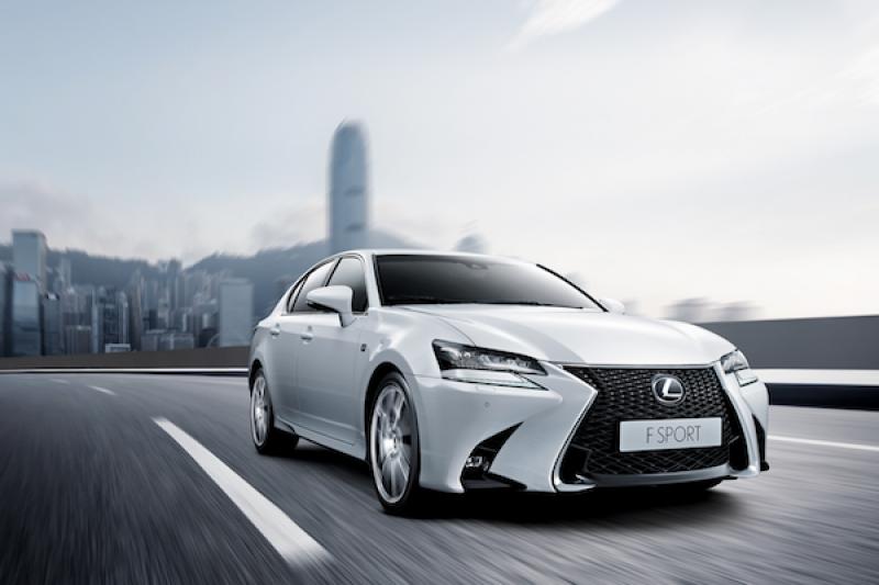 打破停產謠言!後驅房車 Lexus GS 大改款傳今年底發表