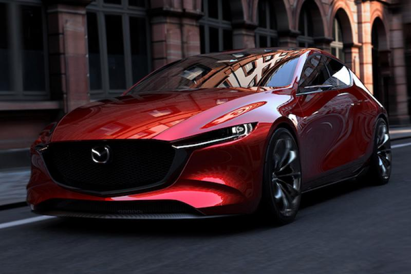 大改款 Mazda 3 發表時間明朗化!對手直接鎖定賓士 A-Class