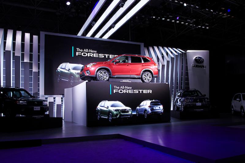 Subaru Forester 純電動車有望!預計 3 年後問世