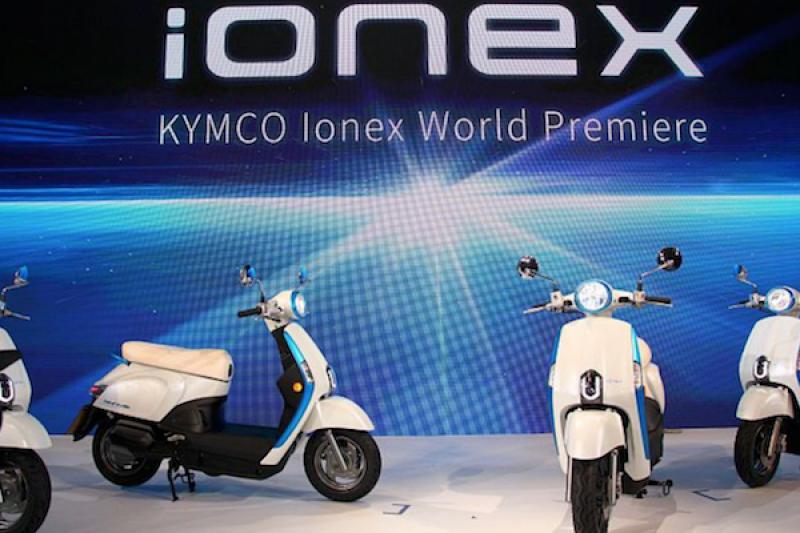 將是 Gogoro 最大強敵?Kymco 首款 Ionex 電動機車可望 6 月中發表