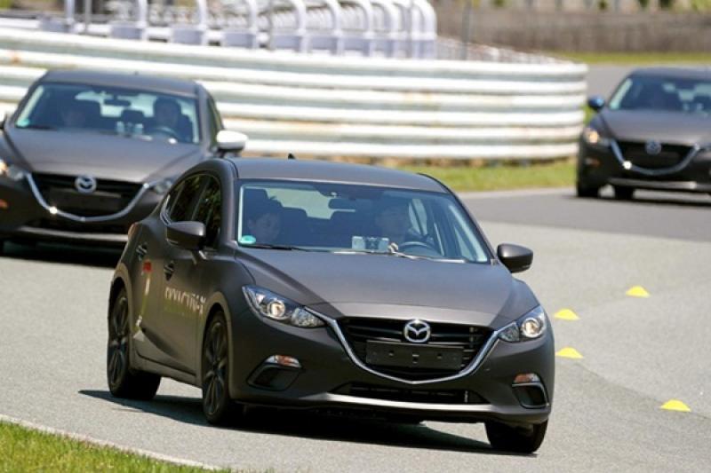 加速表現遠超越現行車!全新 Mazda 3 原型車日本賽道試駕