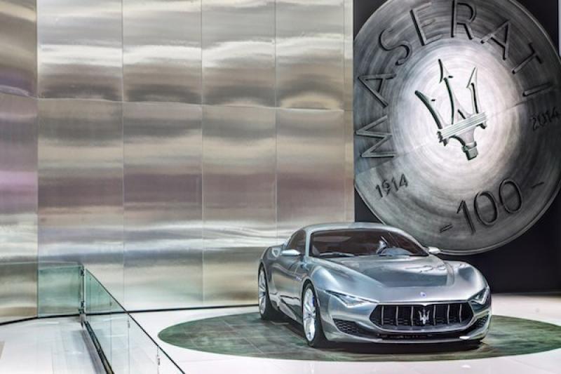 指名挑戰保時捷與特斯拉!瑪莎拉蒂未來 5 年新車規劃公布