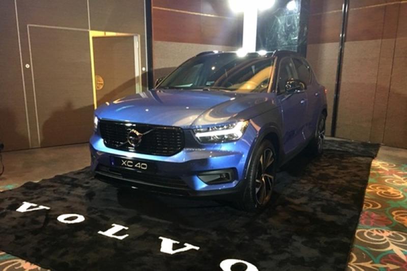 話題休旅 XC40 台灣上市時間終於確定!Volvo:確定 8 月推出(內有影片)