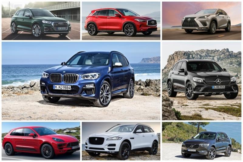 小型 CUV 時代來臨?高級品牌賣最好的還是中型 SUV!