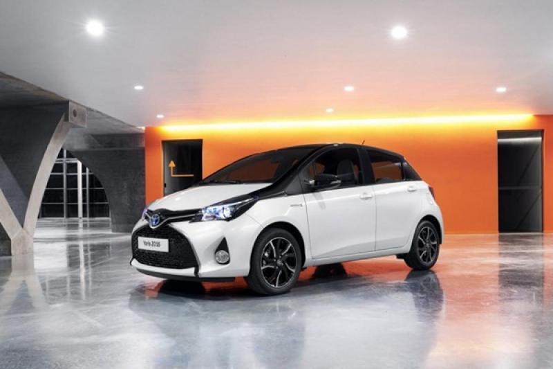 Toyota Yaris 日規大改款外型還沒出現,日媒已先預測上市時間!