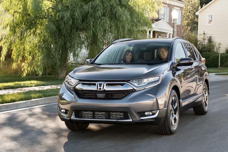 日本 Honda CR-V 網頁上線,但亮點卻是台灣車主....