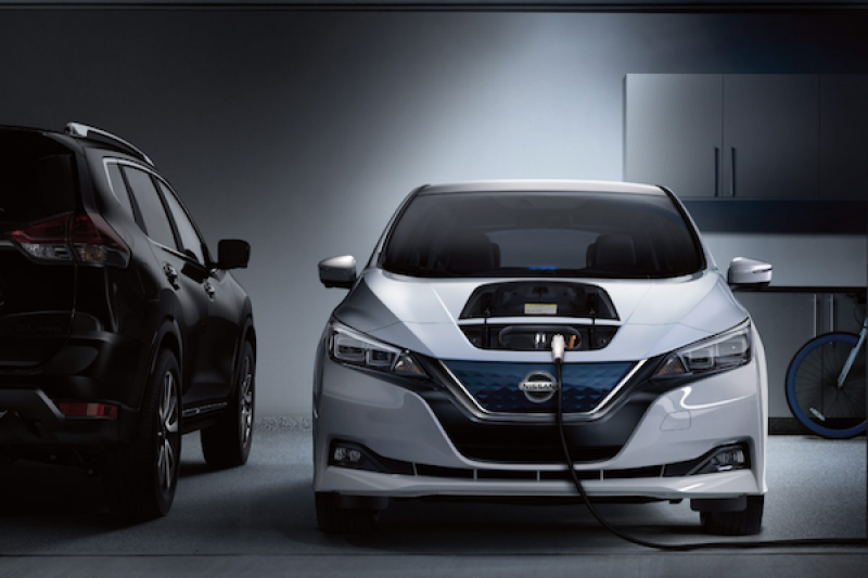 全球賣最好的電動車!Nissan Leaf 台灣上市時間終於確認