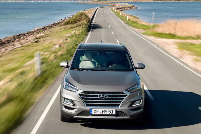 Hyundai 推柴油電複合動力!改款 Tucson 還能再多省 7% 油耗