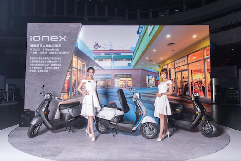 迎戰 Gogoro!光陽 Ionex 電動機車 8 月上市,明年搶 5 成市佔率(內有影片)