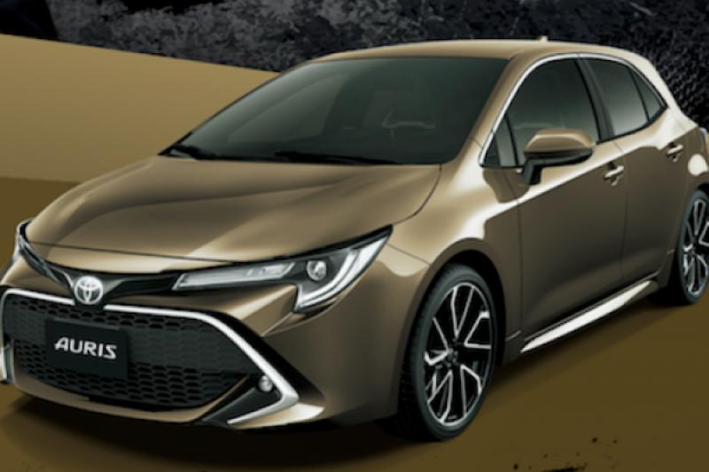 Toyota Auris 更多消息曝光,網傳標配 2.0 升引擎還有最新主動安全 TSS 2.0?
