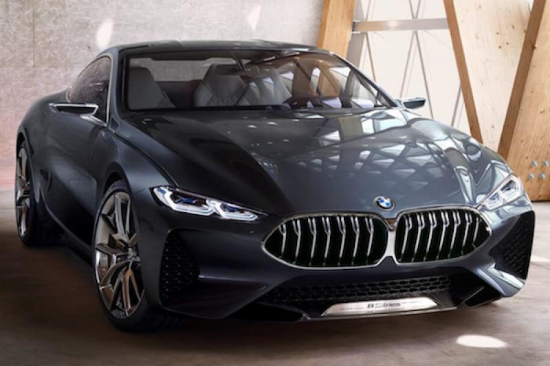 頂級跑車發表前夕卻傳憾事!BMW 8 系列測試車疑超速失控釀車禍