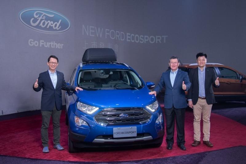 80 萬以下渦輪休旅只有它!Ford 小改 EcoSport 正式發表