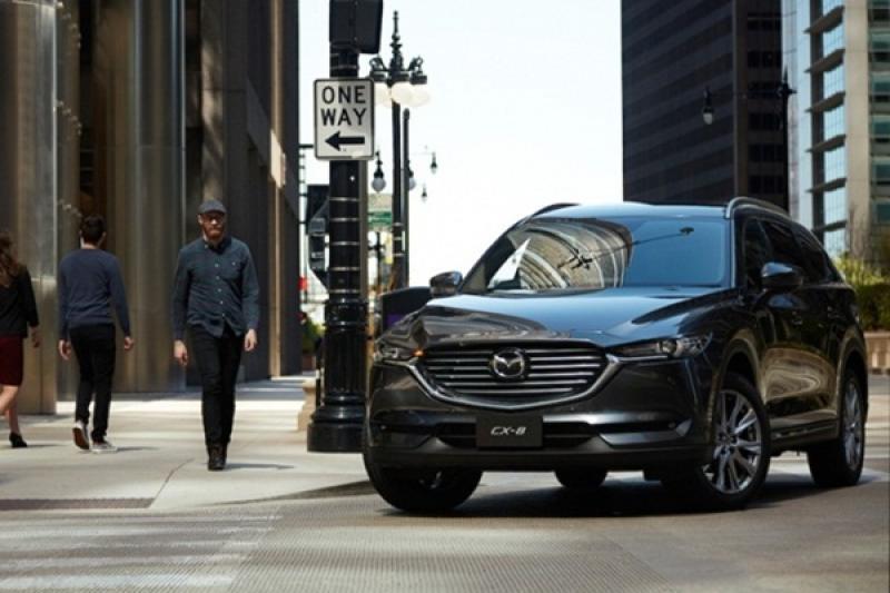 日本 Mazda 為 CX-8 推新車型,加入頂級 Nappa 座椅!