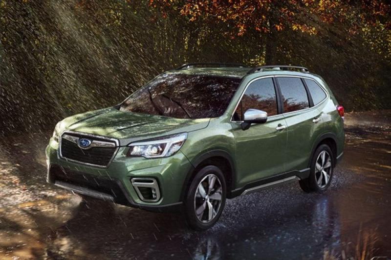 日本 Subaru 釋出大量影片,全新 Forester 特點全都露!(內有影片)