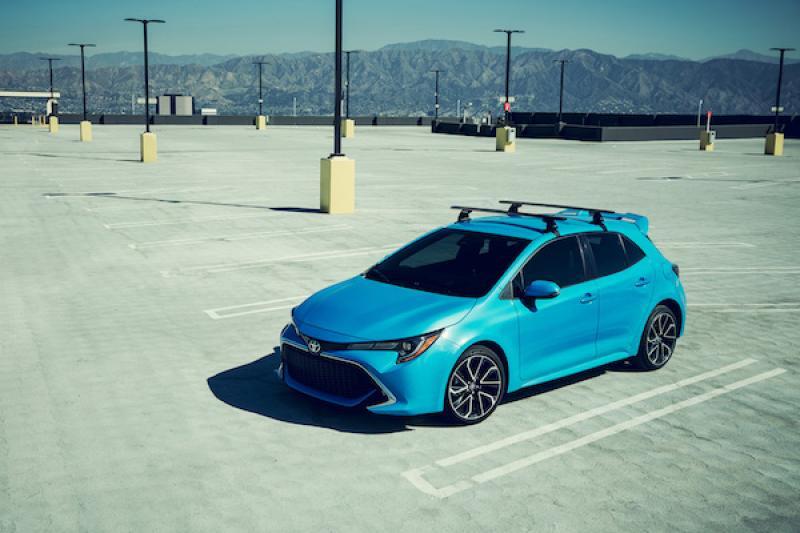 搶進口掀背車寶座!Toyota Auris 與馬 3 拼配備誰佔優勢?